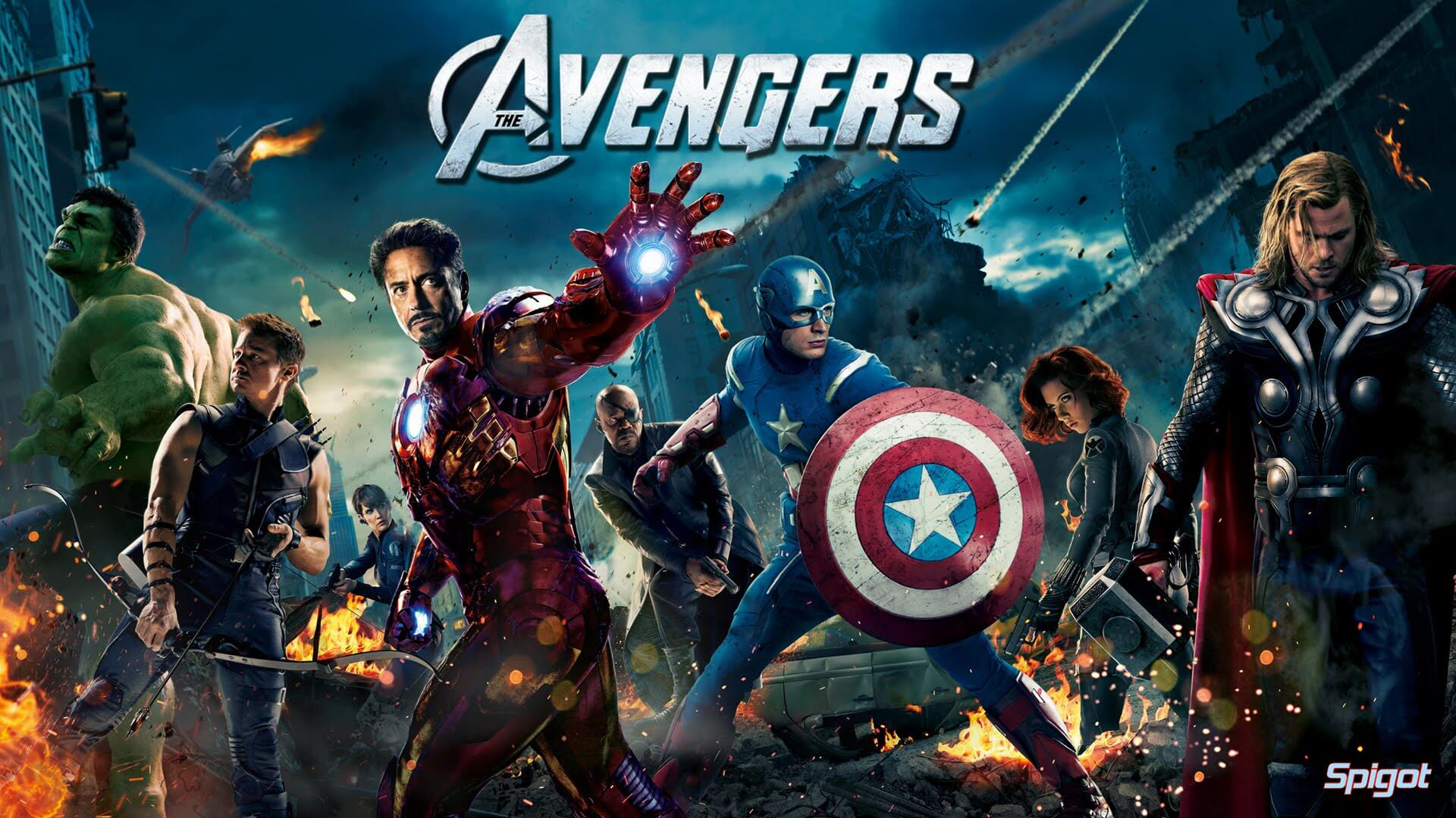 best superhero movies - avengers (1)