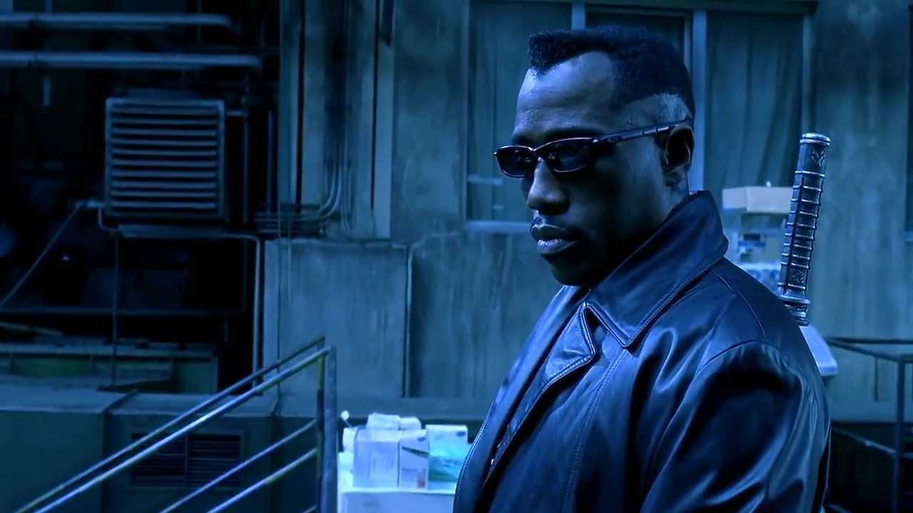 best superhero movies - blade 2