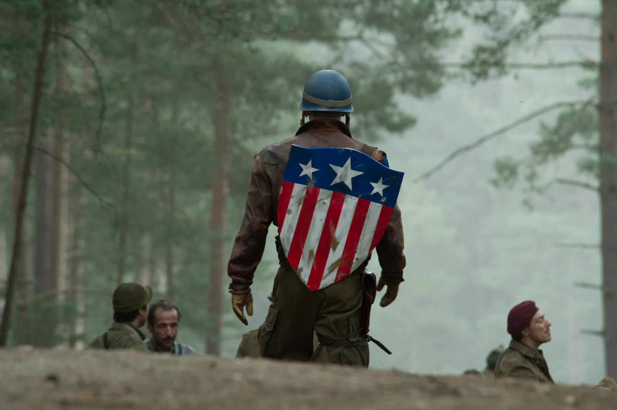 best superhero movies - captain america first avenger (1)