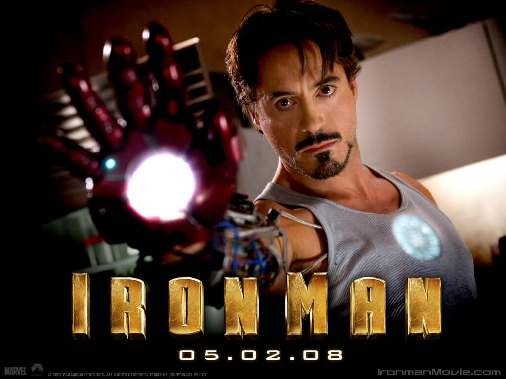 best superhero movies - iron man 1 (1)