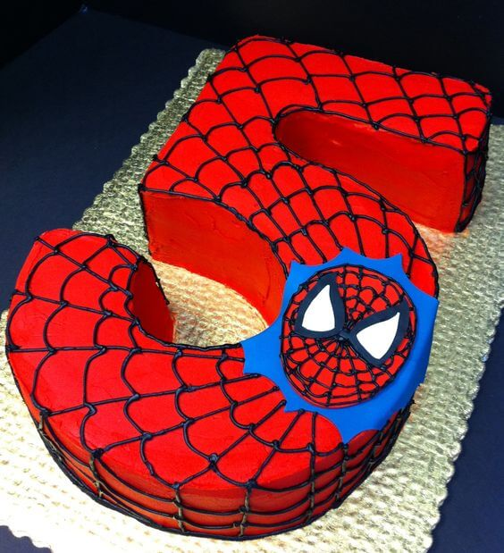 21 Superhero Cake Designs That Will Destroy Any Villain ...