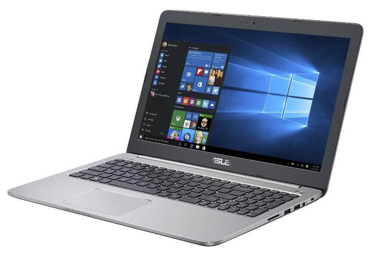 best laptop for photographers - asus k50 (1)