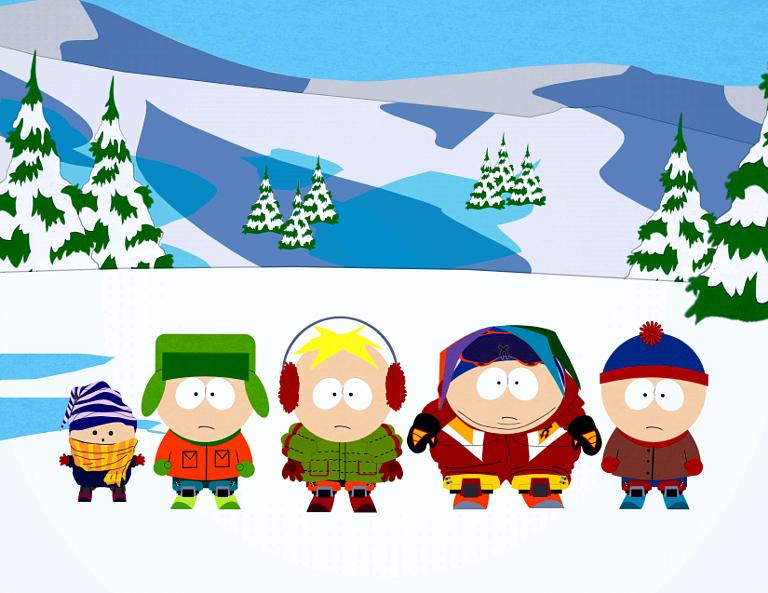best southpark episodes- asspen