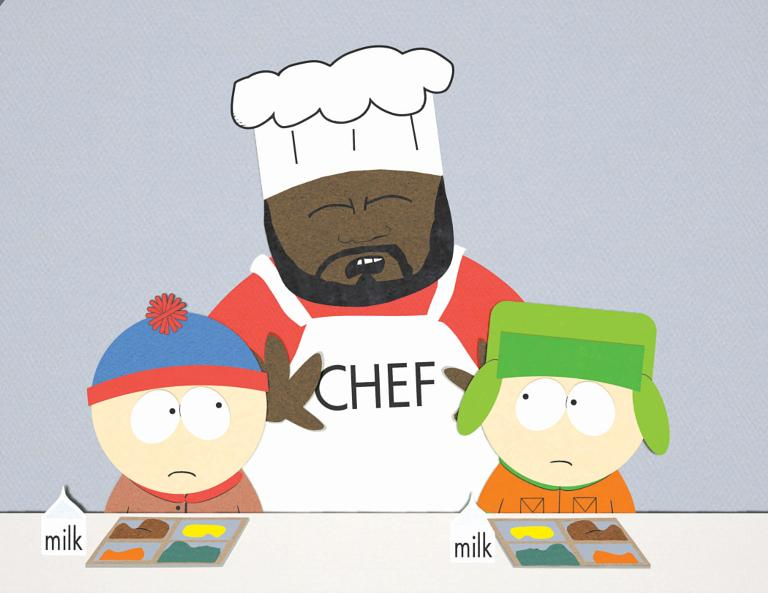 best southpark episodes - cheff aid