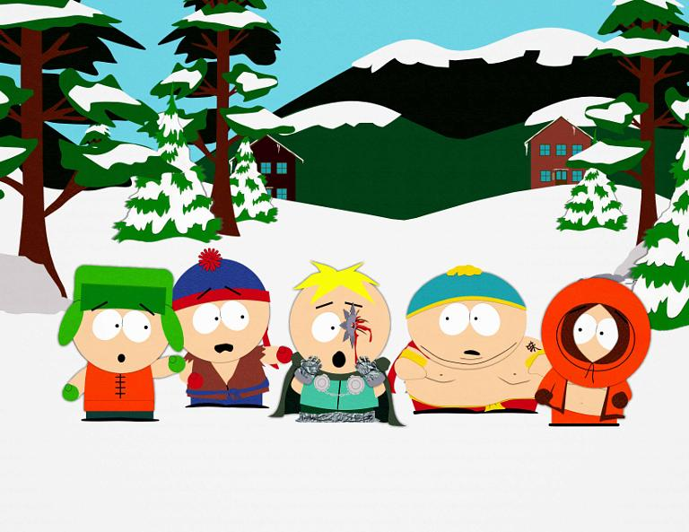 best southpark episodes - weapons