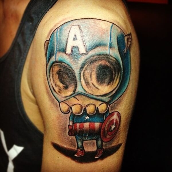 captain america tattoo 21 (1)