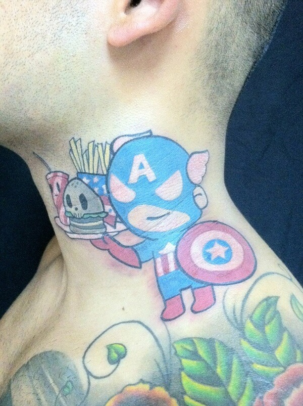 captain america tattoo 29 (1)