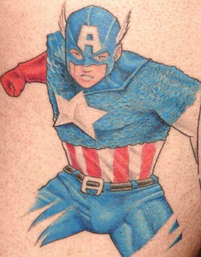 captain america tattoo 35 (1)