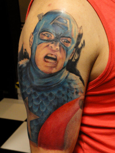 captain america tattoo 38 (1)