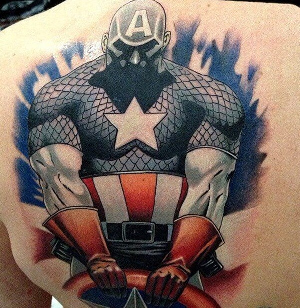 captain america tattoo 4 (1)