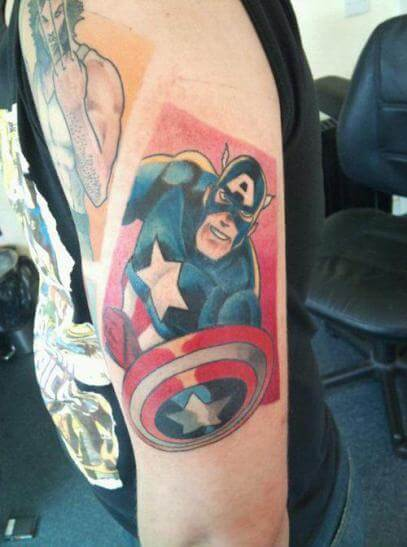captain america tattoo 40 (1)