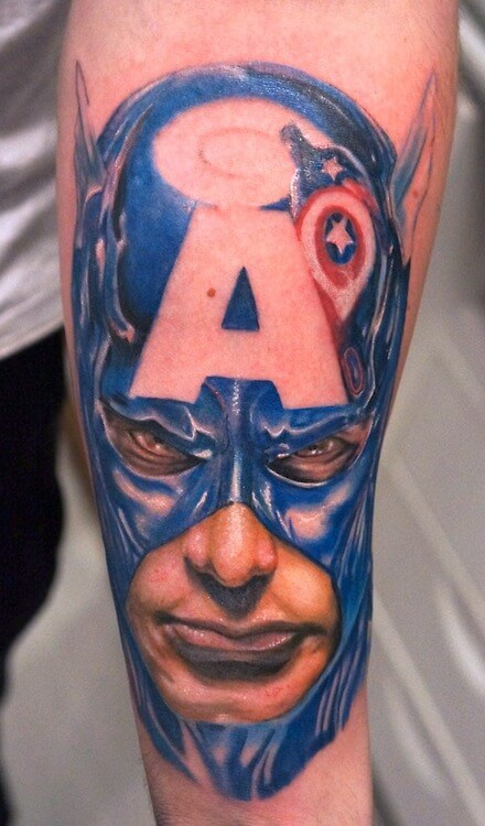 captain america tattoo 41 (1)