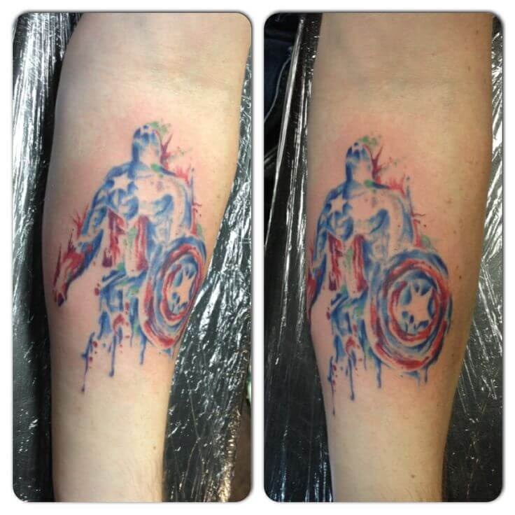captain america tattoo 42 (1)
