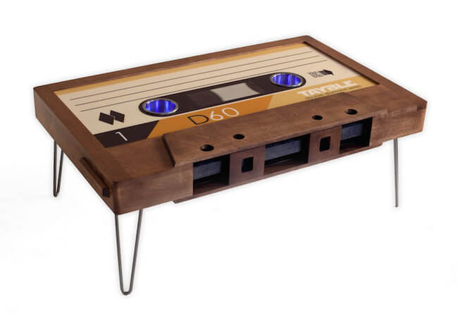 cassette coffee table 11