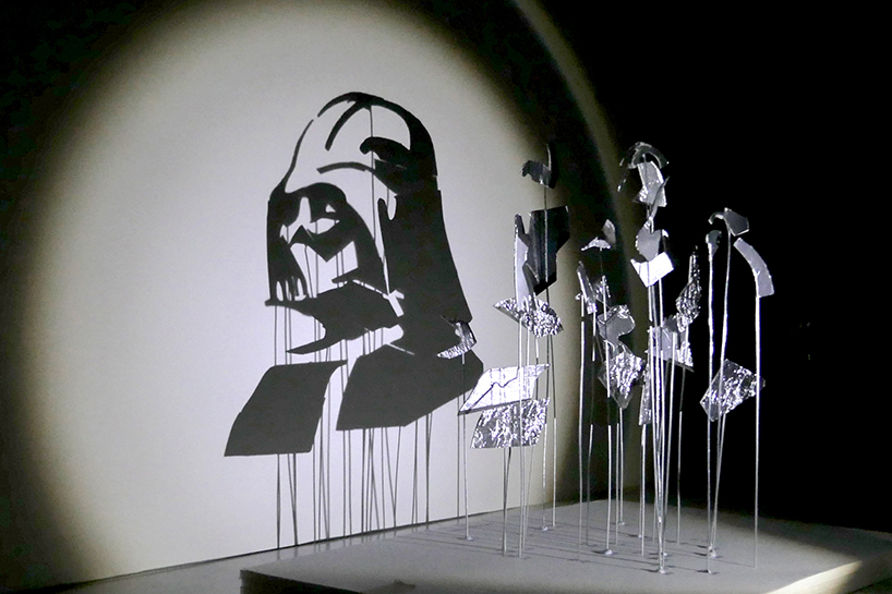 star wars fan art - shadow art by red hong yi 5