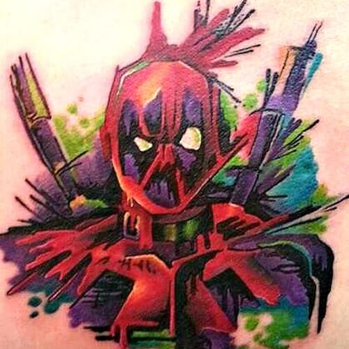 deadpool tattoo 35 (1)