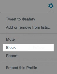 How To Block And Unblock Someone On Twitter