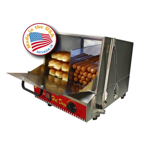 best hot dog steamers