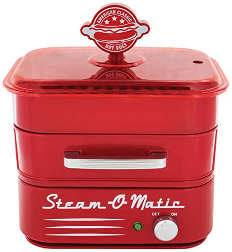 Hot Dog Steamer Time To Cook