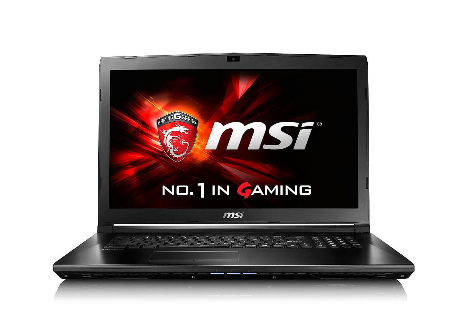 MSI GL72 6QD-001 Notebook for Gaming