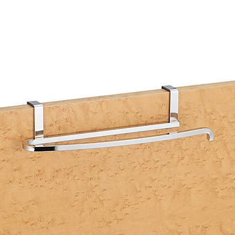 3: Lynk Over The Door Towel Bar In Satin Nickel