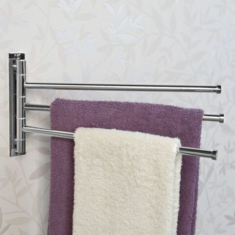 10 best over the door towel rack for your bathroom for Door towel racks for bathrooms