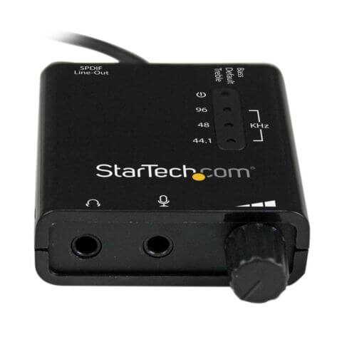 best usb sound card - startech