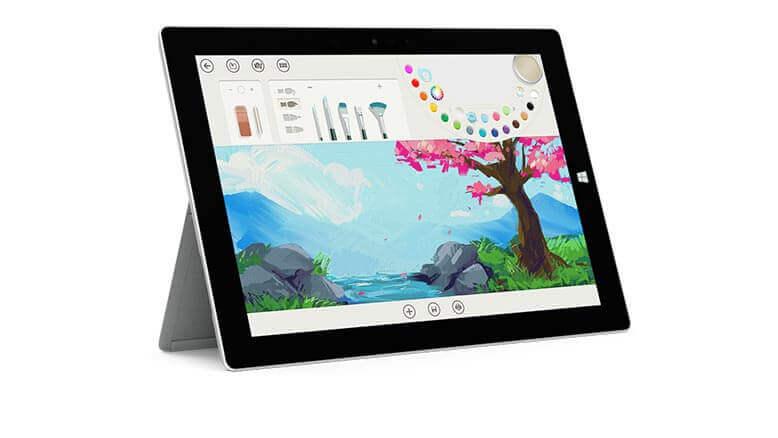 Microsoft's Surface 3