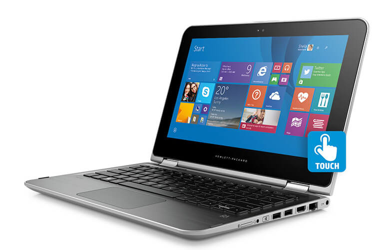 HP Touchscreen Laptop 15-F211WM