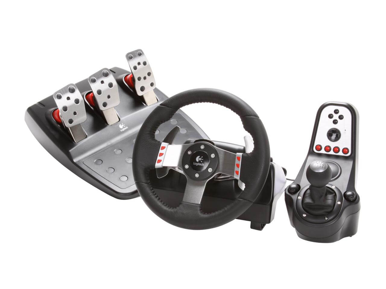 Logitech g27 Racing Wheel - product review