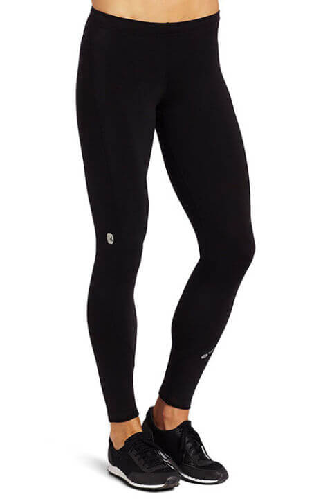 Sugoi Women's Midzero Tight - best fleece lined leggings