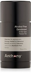 Anthony Logistics Alcohol Free Deodorant