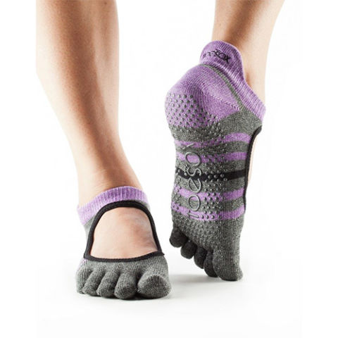 ToeSox Bellarina Full Toe Grip