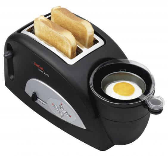 Toast N' Egg N' Beans