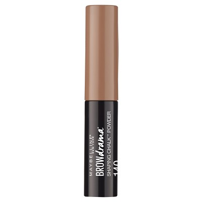 Maybelline New York Brow Drama Shaping Chalk Powder - fall products