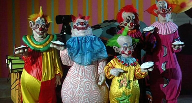 Killer Clowns From The Outer Space (1988)