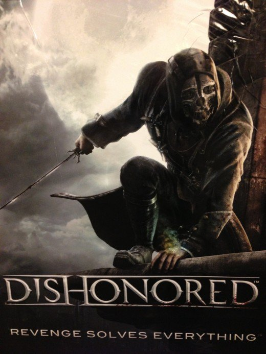 Dishonored - games like metal gear solid